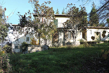 Villa in Poppi close to the Casentino Golf Club