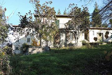 Villa in Poppi close to the Casentino Golf Club